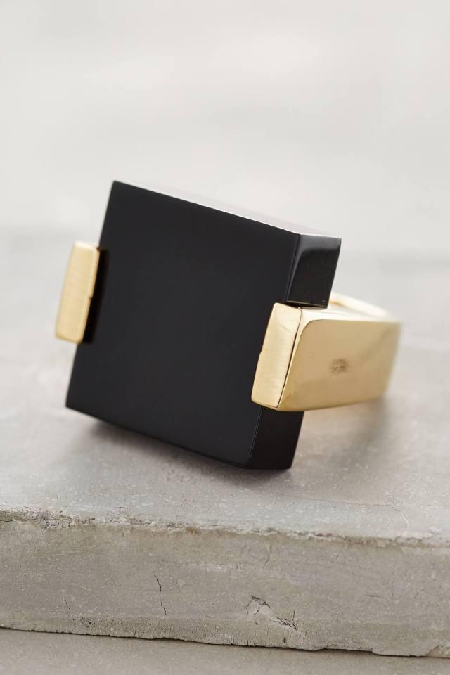Terra Preta Ring by Jules Smith