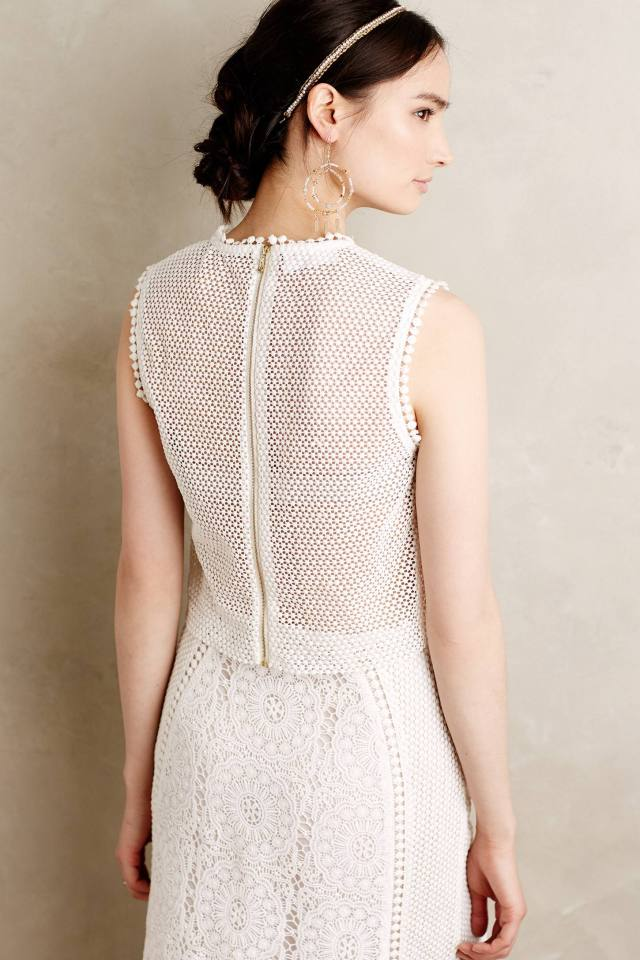 Veiled Lace Tank by Zimmermann