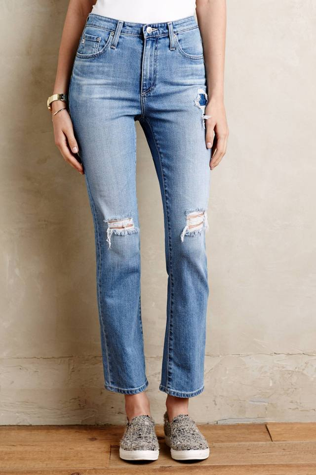 Sabine High-Rise Jeans by Alexa Chung for AG