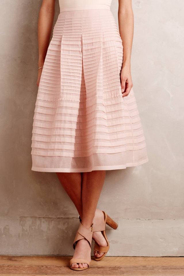 Clementine Skirt by Moulinette Soeurs