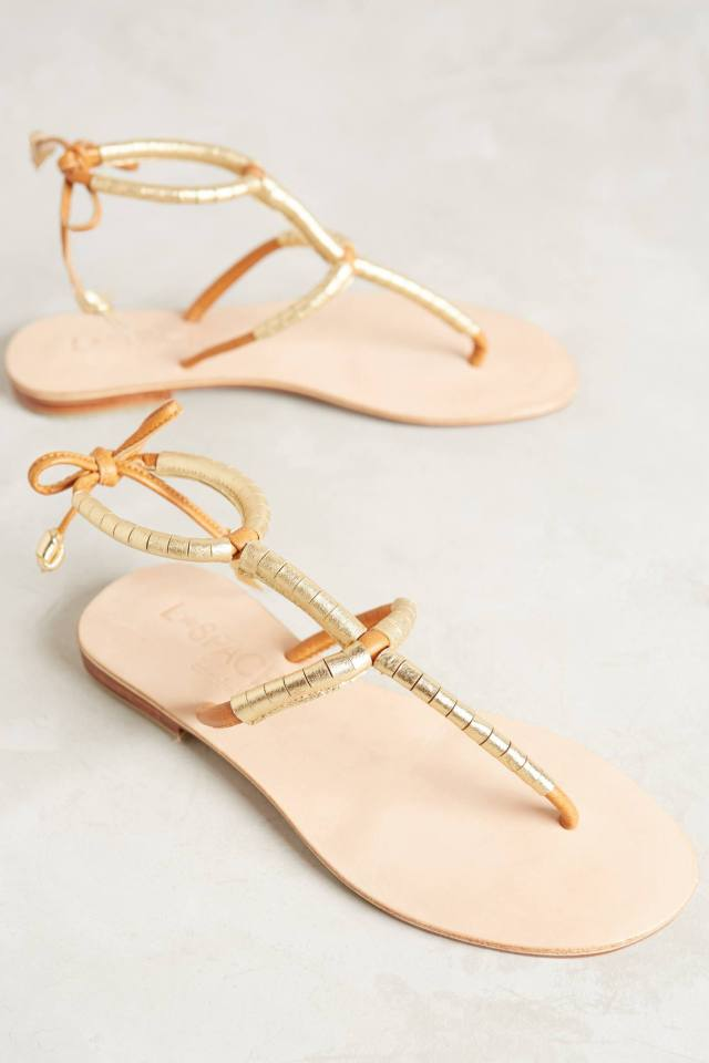 Milano Sandals by Cocobelle