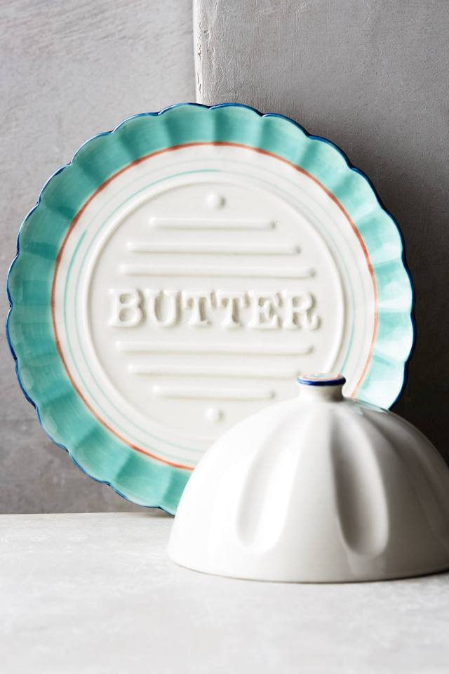 Creamerie Butter Dish