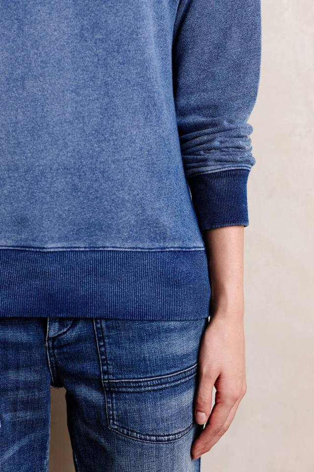 Indigo Seas Pullover by Cloth & Stone