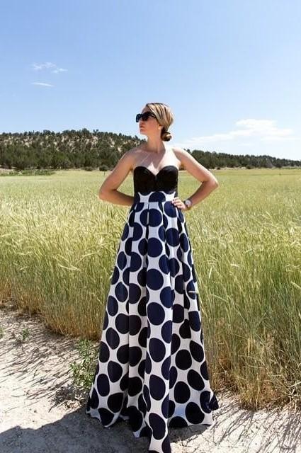 Katja Maxi Skirt by Eliza J