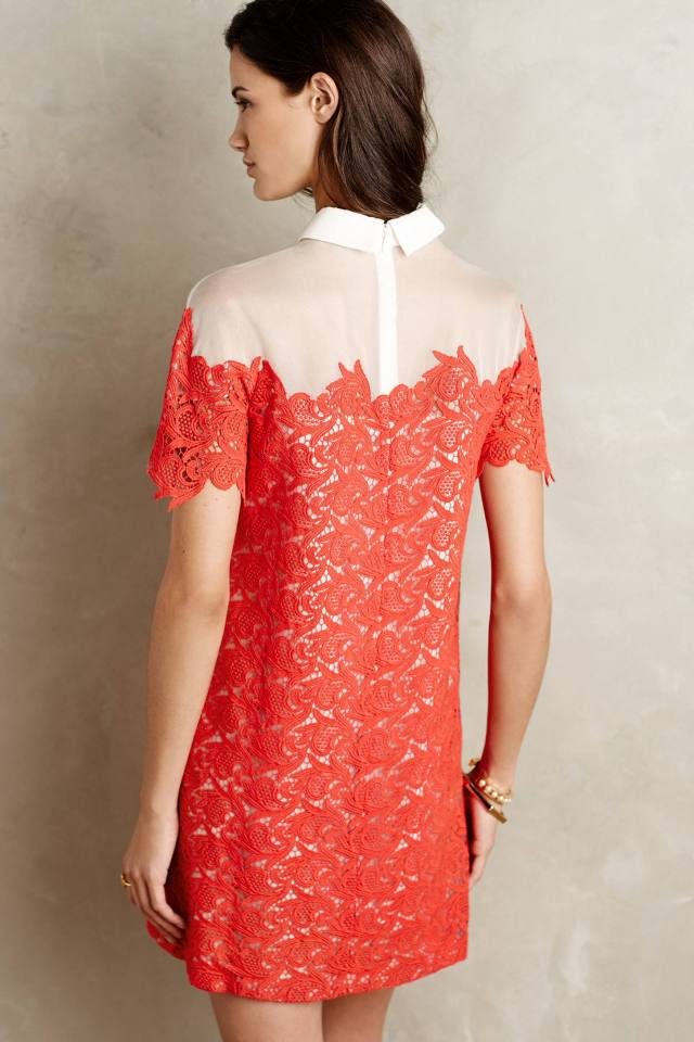 Lillan Lace Shift by Paul & Joe Sister