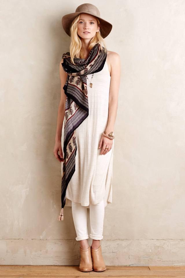 Perle Linen Tunic by Deletta
