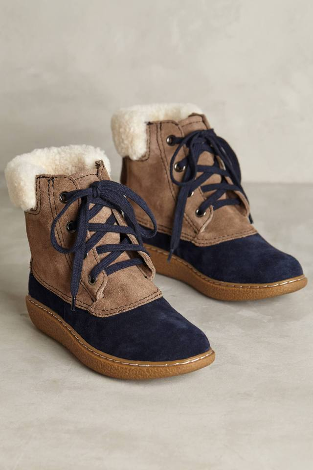 Snow Season Boots by All Black