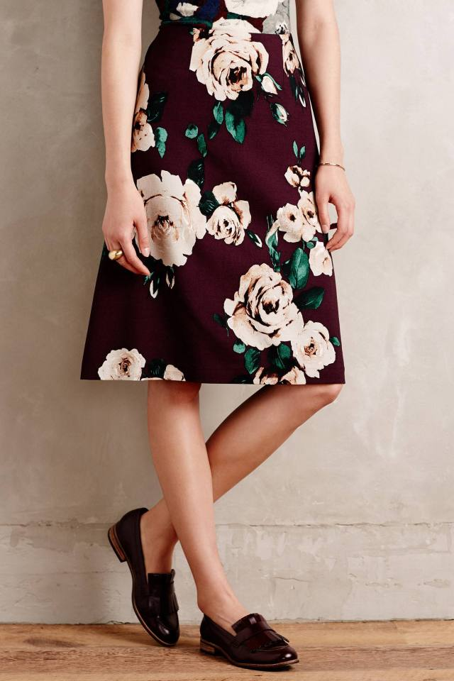 Belladonna Skirt by Samantha Sung