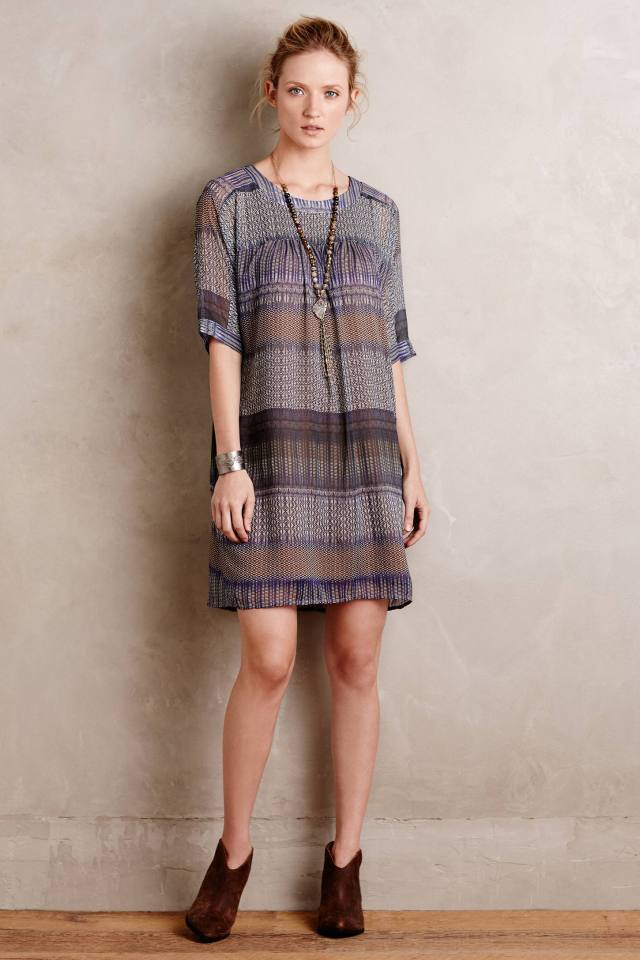 Caspian Tunic Dress by one.september