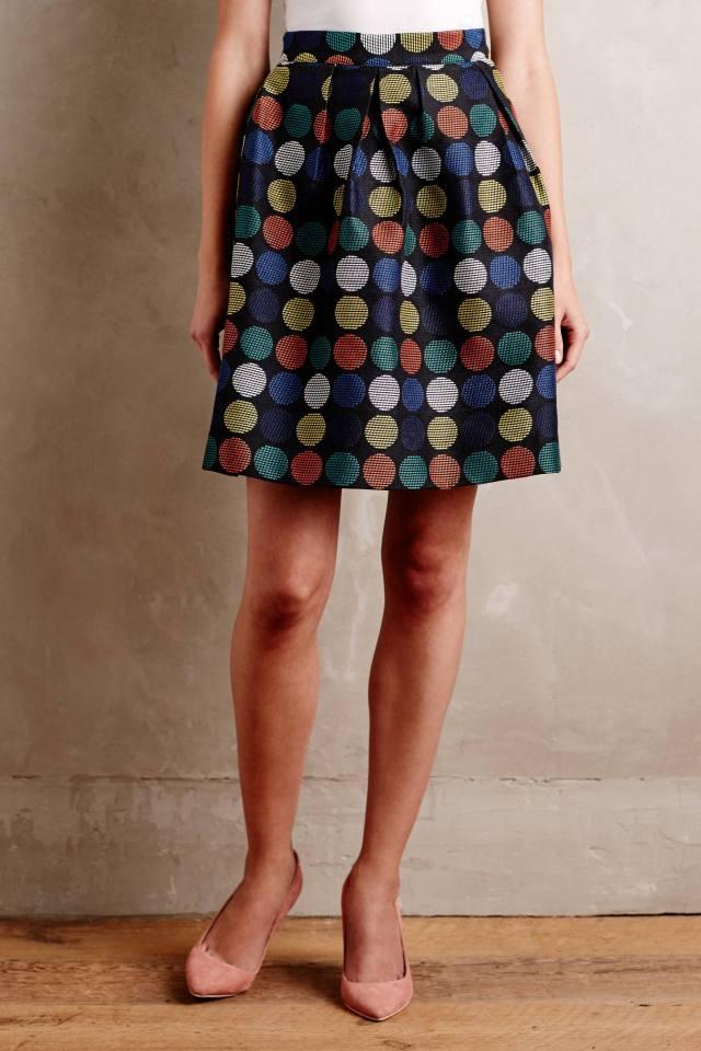 Dotset Mini Skirt by Hutch
