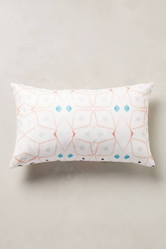 Latticed Alta Pillow by bunglo