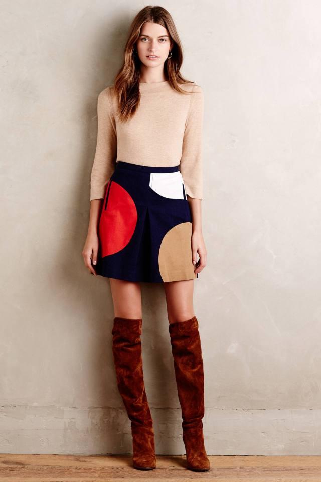 Mazie Skirt by Maeve