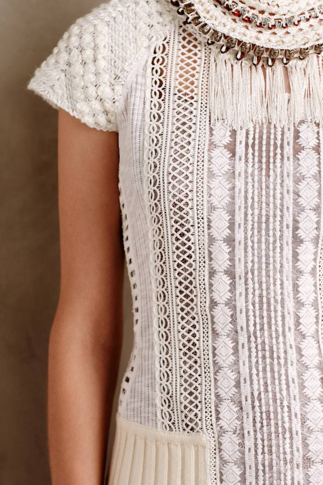 Merida Pullover by Byron Lars