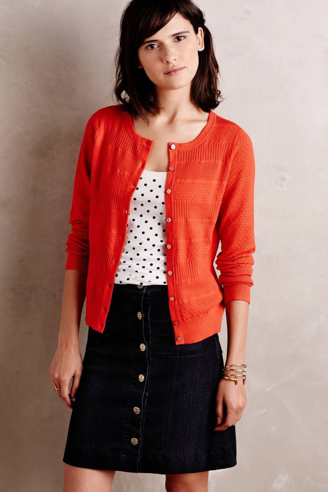 Telma Cardigan by Moth