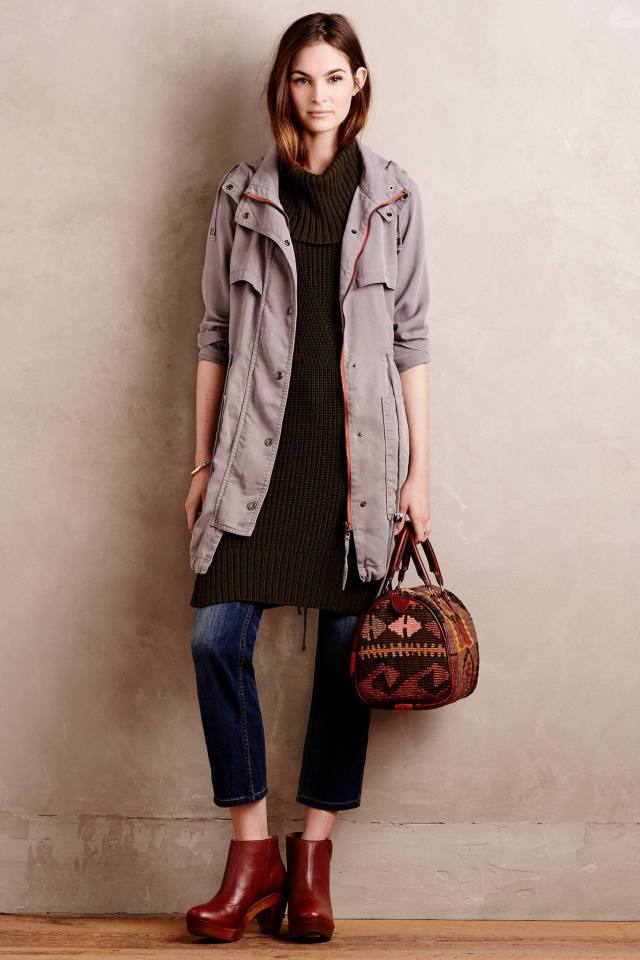 Walnut Street Anorak by Marrakech