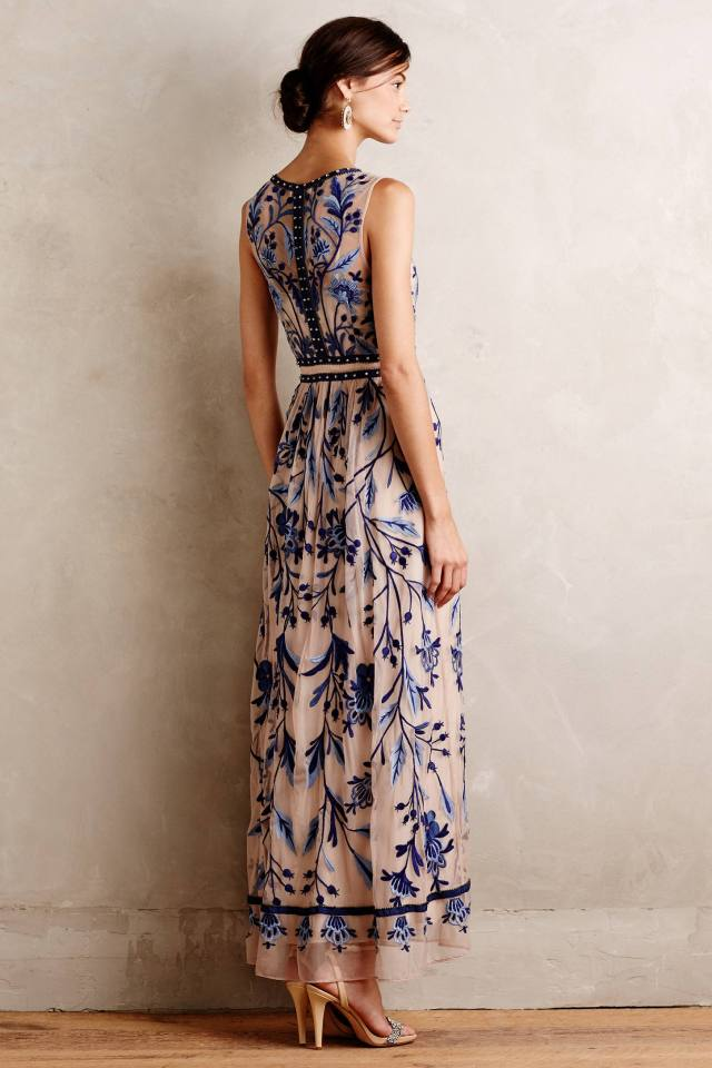 Willowpark Maxi Dress by Moulinette Soeurs
