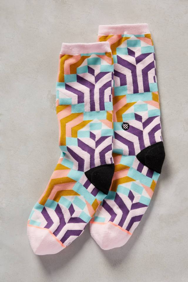 Pattern Play Socks by Stance