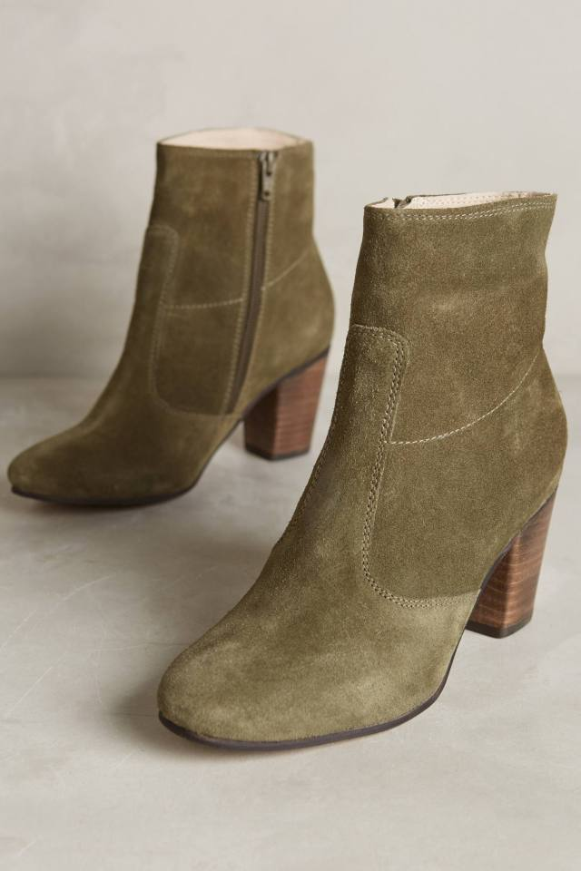 Peridot Booties by Seychelles