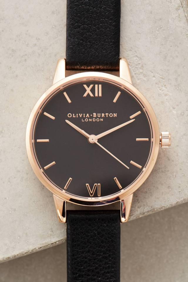 Timeless Watch by Olivia Burton