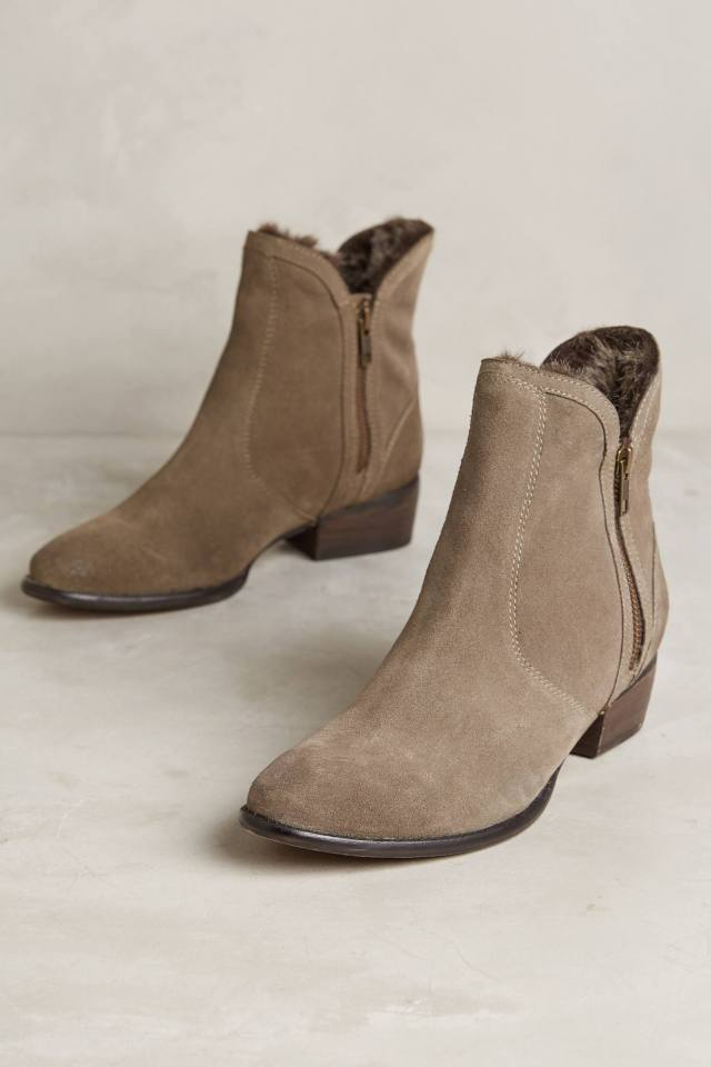 Centavo Zip Booties by Lien.Do by Seychelles