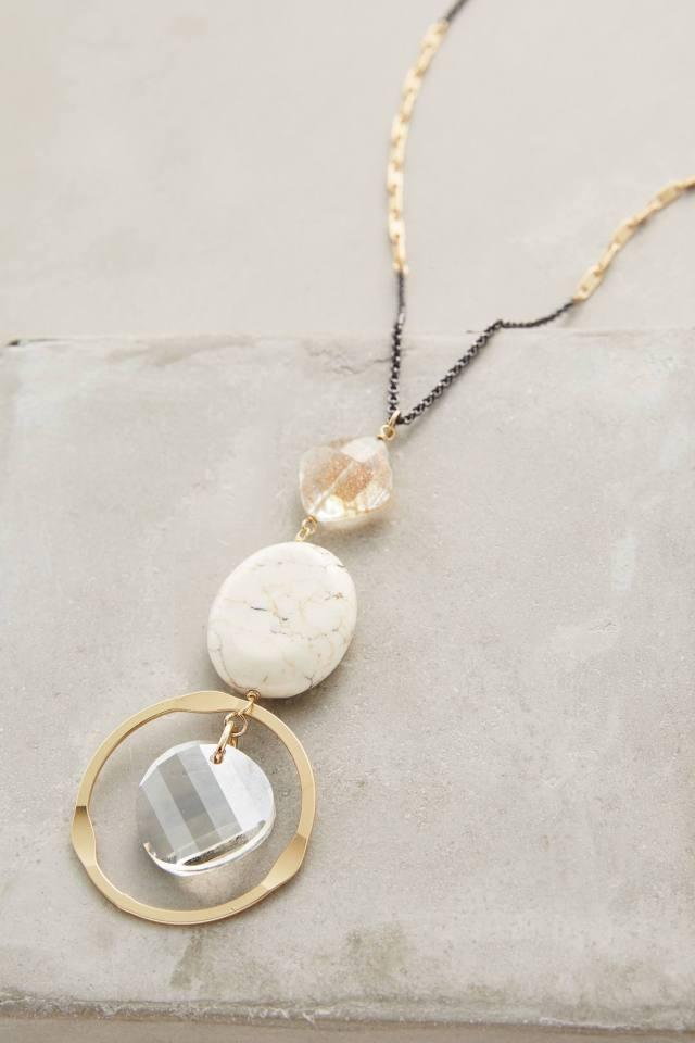 Parione Pendant Necklace