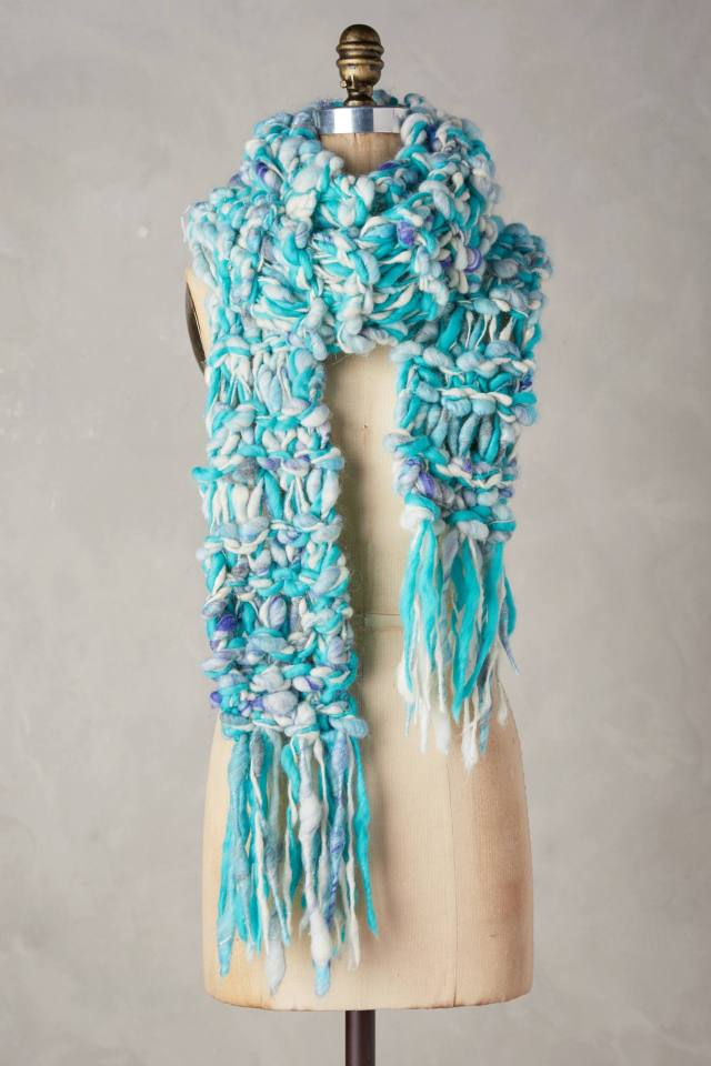 Tabitha Scarf by Knit Collage