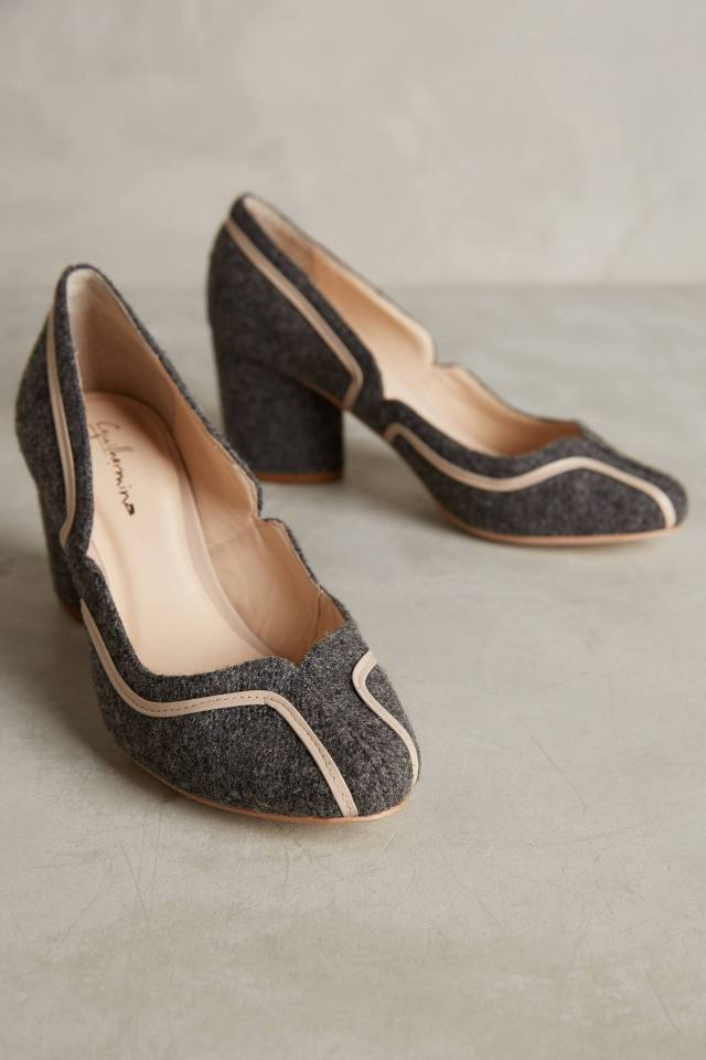 Finsbury Heels by Guilhermina