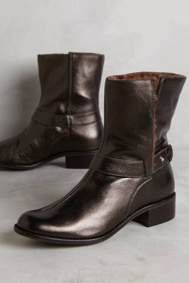 Turncuff Boots by Guilhermina