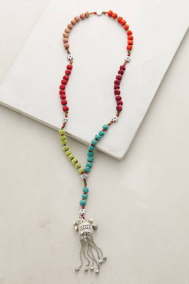 Zafra Necklace
