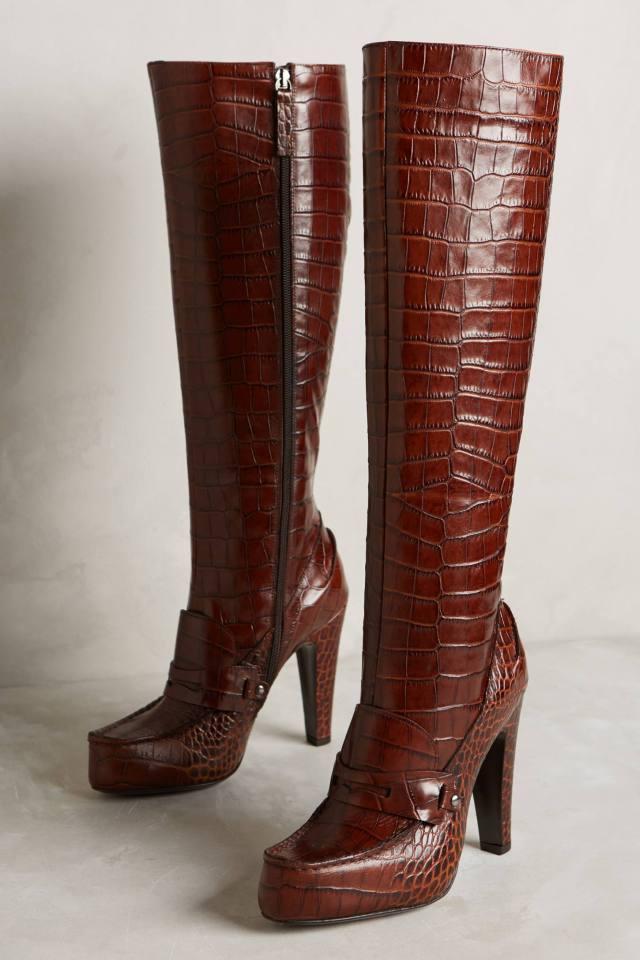 Giulia Boots by Gaia D'Este