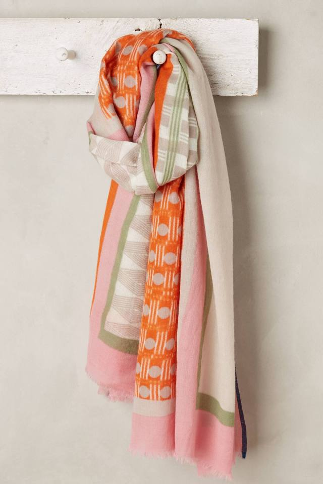Pavilions Scarf by Moismont