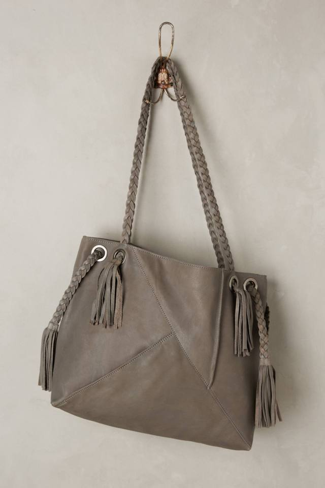 Braided Handle Tote by CNP