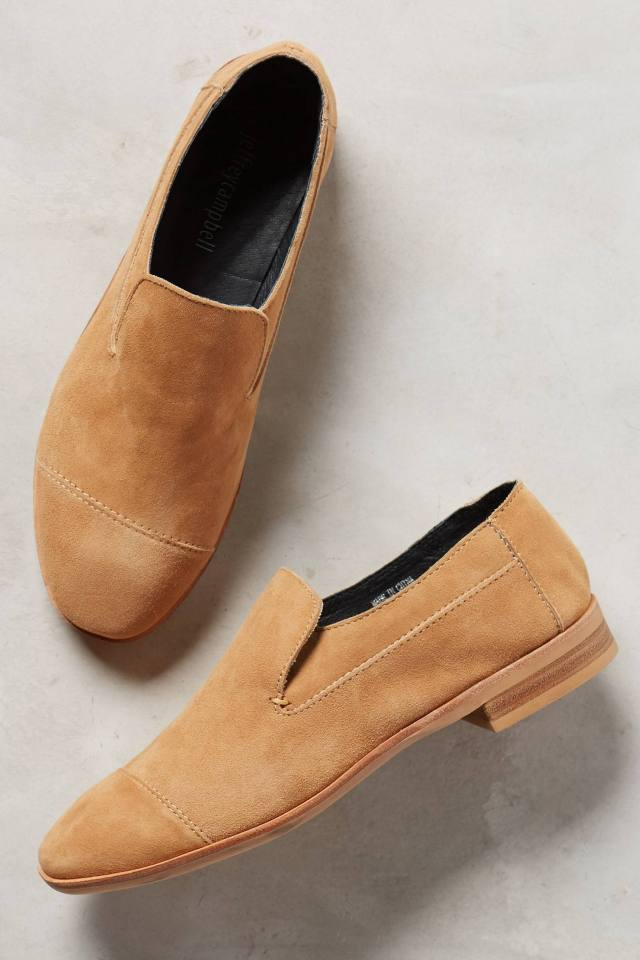 Barkley Loafers by Jeffrey Campbell