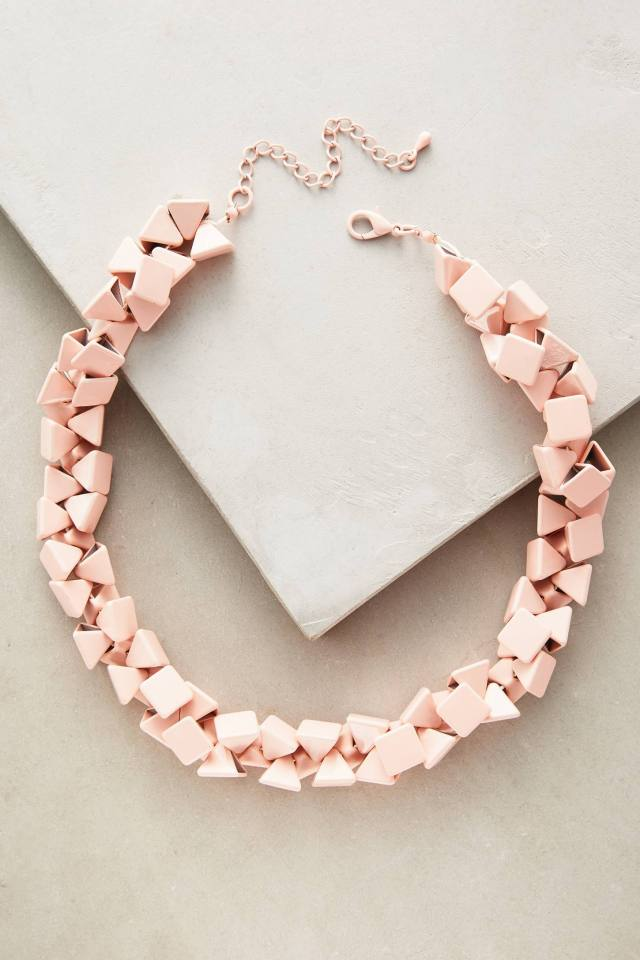 Seawall Necklace