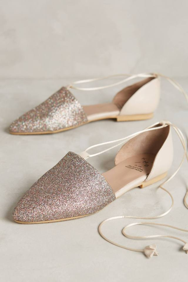 Anissa D'Orsay Flats by KMB