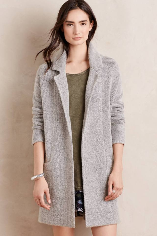 Hooded Sweater Coat by Sunday in Brooklyn