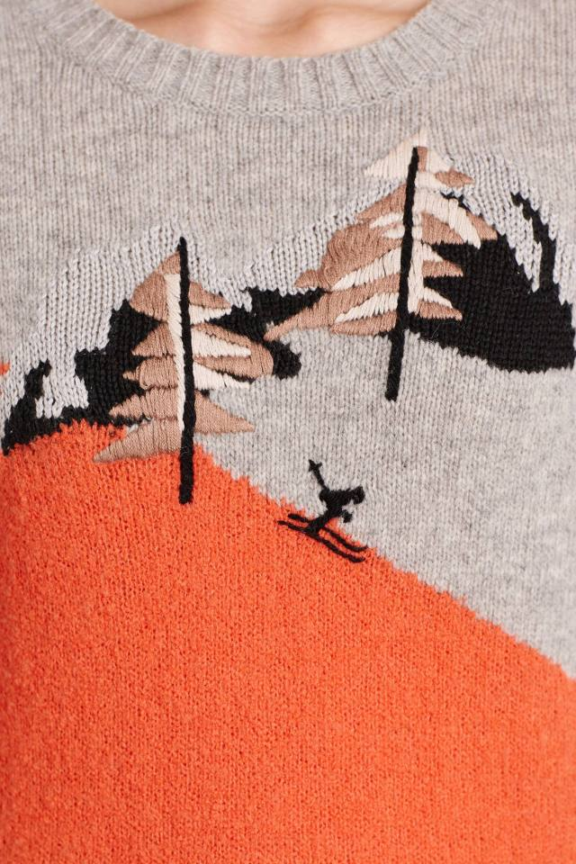 Downhill Pullover by Sleeping on Snow