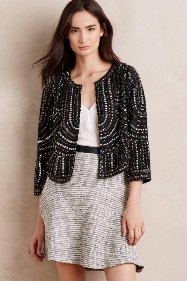 Pique Jacket by Velvet