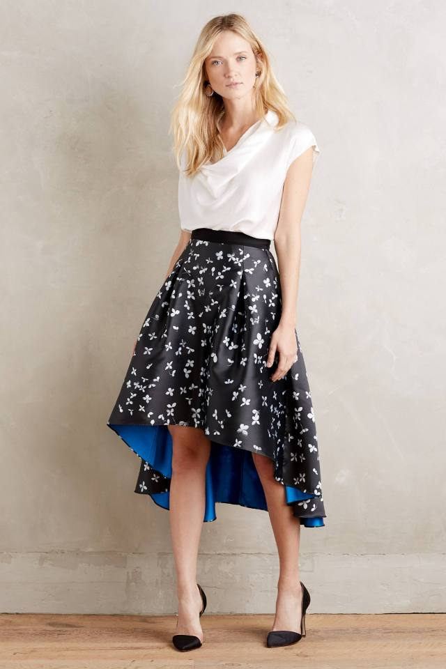 Vivace Ball Skirt by NOIR Sachin & Babi