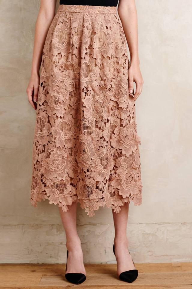 Primrose Midi Skirt by Moulinette Soeurs