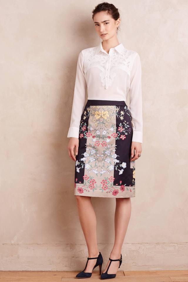 Safi Skirt by Moulinette Soeurs