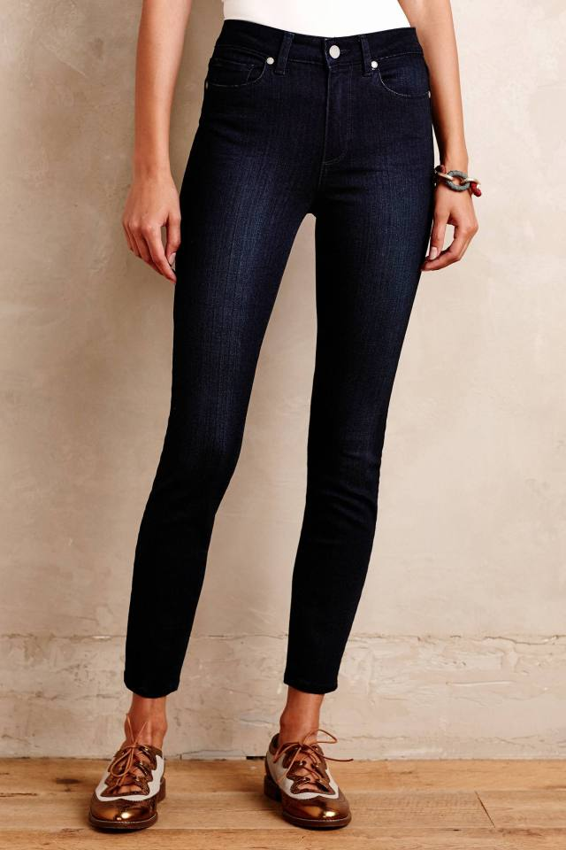 Hoxton Ankle Jeans by Paige