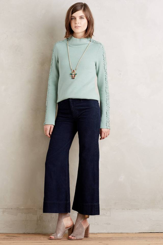 Abigail Wide-Leg Cords by Citizens of Humanity