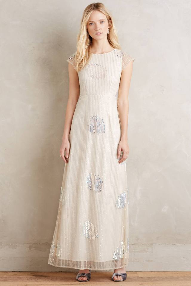 Nephelae Maxi Dress by Korovilas