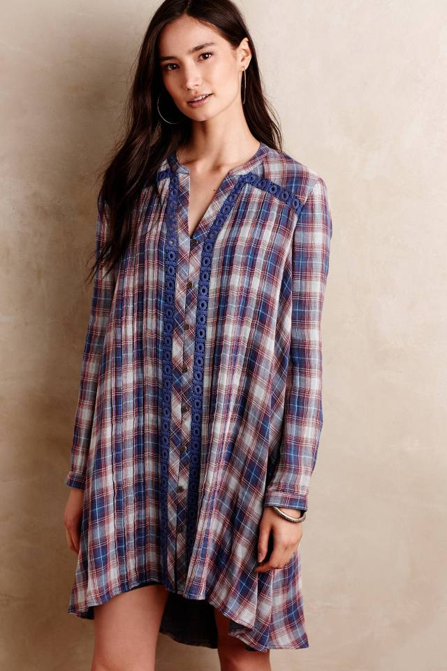 Abita Shirtdress by Holding Horses