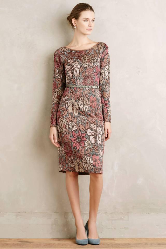 Floraknit Dress by Cecilia Prado