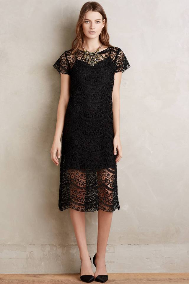 Anya Lace Dress by Myne