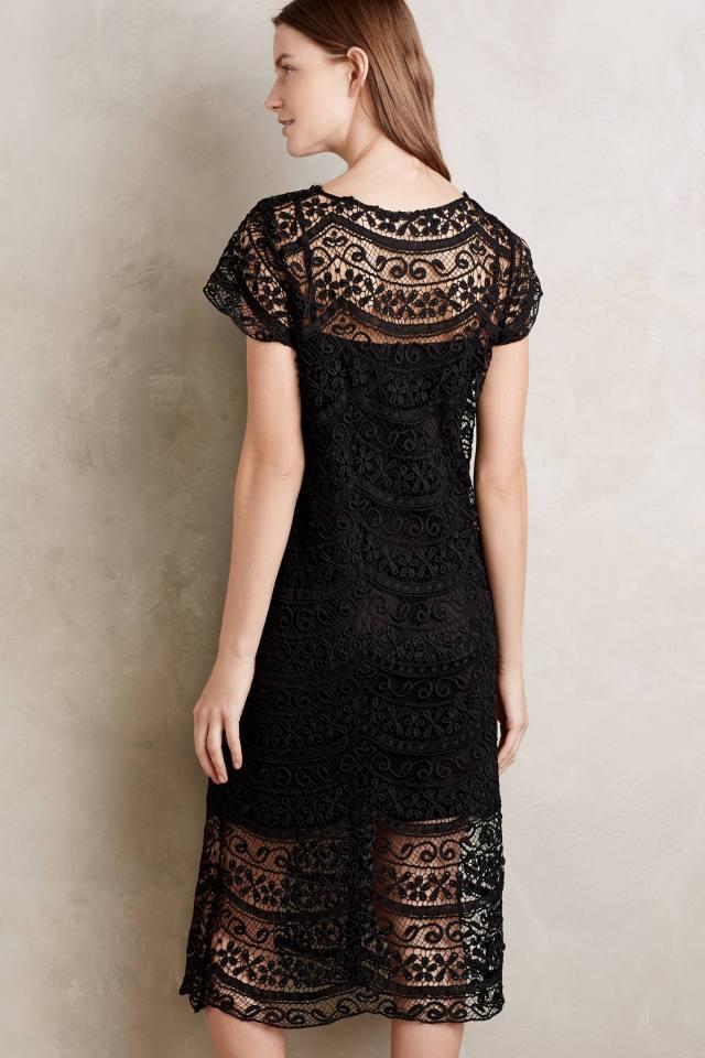 Anya Lace Dress by Myne