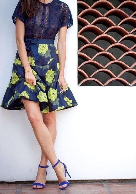Sunrose Dress by Byron Lars