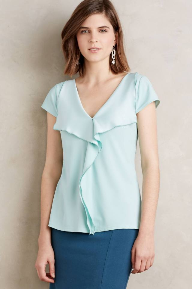 Cascade Blouse by Meadow Rue